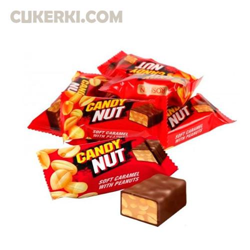 Конфеты CANDY NUT с арахисом