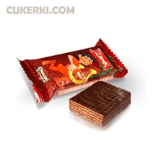 Конфеты Шоколадные истории Джек