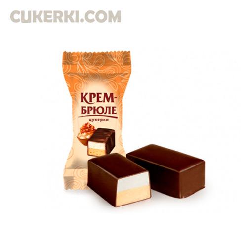 Конфеты Крем-брюле