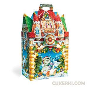 Новогодний подарок № 1 Замок Діда Мороза