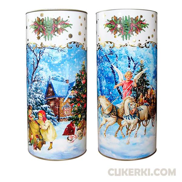 Новогодний подарок №13 Тубус Янгол