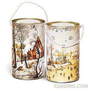 Новогодний подарок №15 Туба Зима Брейгеля