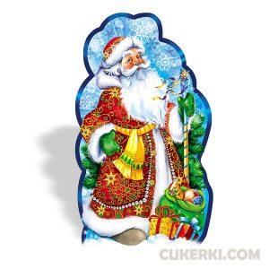 Новогодний подарок №21 Дід Мороз з подарунками