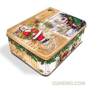 Новогодний подарок №24 Золота Шкатулка