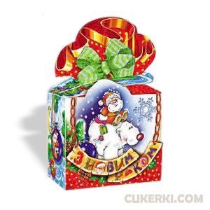 Новогодний подарок №28 Сумочка Чарівний бантик