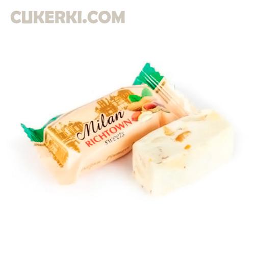Конфеты Richtown Milan арахис