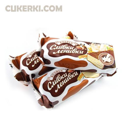Конфеты Сливки-Ленивки