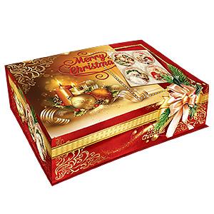 Новогодний подарок № 001 «Merry Christmas»
