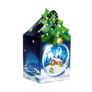 """Новогодний подарок № 026 """"Диво ніч"""""""